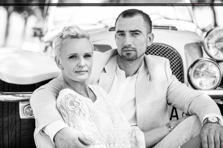 Świnoujście  panna młoda romantyczna sesja ślubna