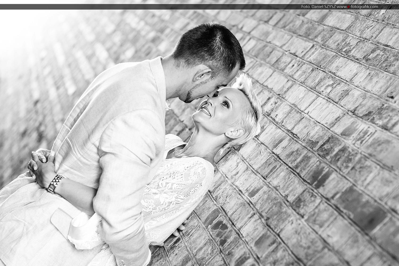 Świnoujście  sesja ślubna foto