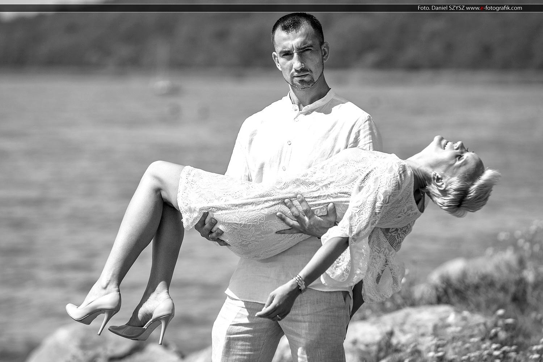 Świnoujście  zdjęcia ślubne fotograf na ślub