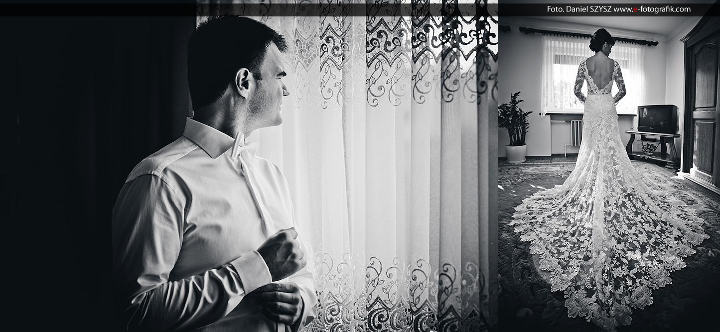 Artystyczne zdjęcia ślubne Zielona Góra